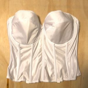 Other - Dominique Bridal Bustier White 38 DD